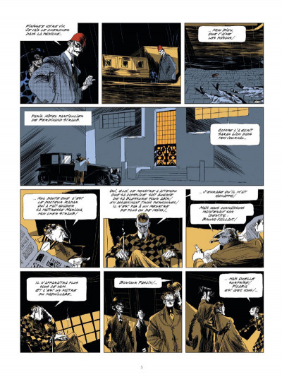 Page 3 Docteur radar tome 2