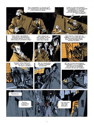 Page 4 Docteur radar tome 2