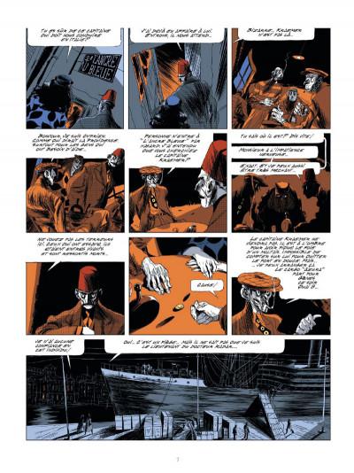 Page 5 Docteur radar tome 2