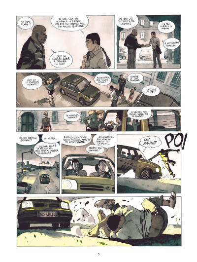 Page 3 Jeu d'ombres tome 1