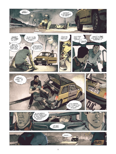 Page 4 Jeu d'ombres tome 1