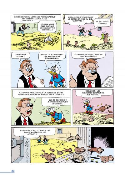 Page 2 La dynastie Donald Duck tome 16 - Picsou roi du Far West et autres histoires