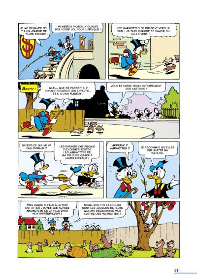 Page 3 La dynastie Donald Duck tome 16 - Picsou roi du Far West et autres histoires