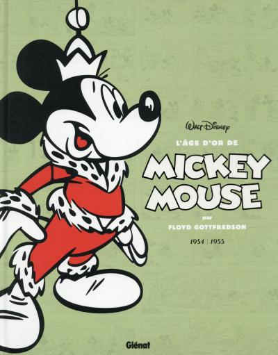 image de l'âge d'or de mickey mouse tome 11 - 1954 / 1955 - Le Monde souterrain et autres histoires