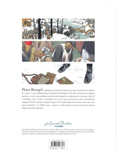 Dos Les grands peintres : Pieter Brueghel