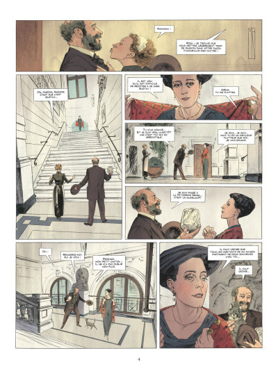 Page 2 Les grands peintres - Gustav Klimt