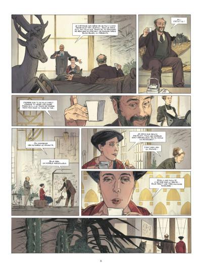 Page 4 Les grands peintres - Gustav Klimt