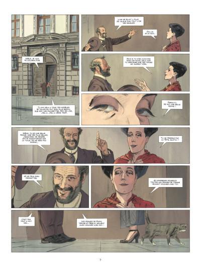 Page 5 Les grands peintres - Gustav Klimt