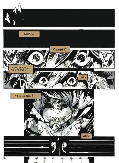 Page 2 Le roman de boddah - Comment j'ai tué Kurt Cobain