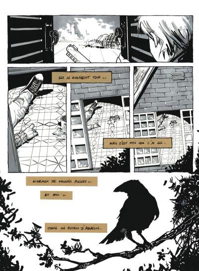 Page 3 Le roman de boddah - Comment j'ai tué Kurt Cobain