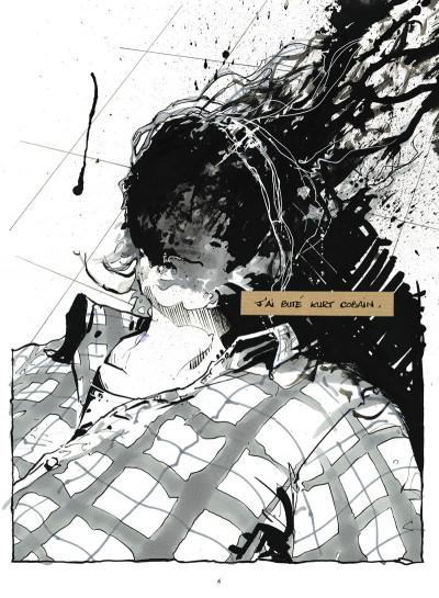 Page 4 Le roman de boddah - Comment j'ai tué Kurt Cobain