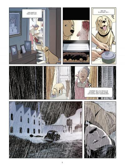 Page 2 Les mystères de la quatrième République tome 3 - Le Bel automne des collabos