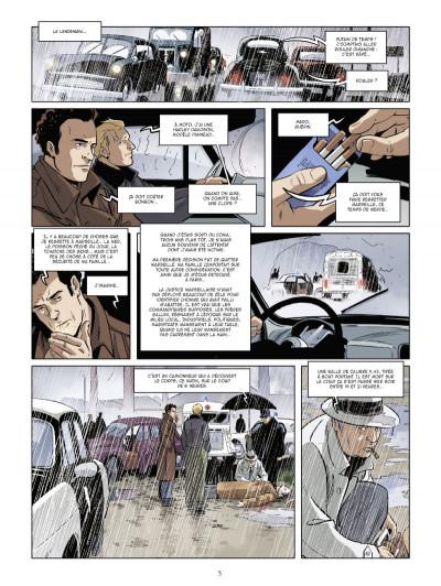 Page 3 Les mystères de la quatrième République tome 3 - Le Bel automne des collabos