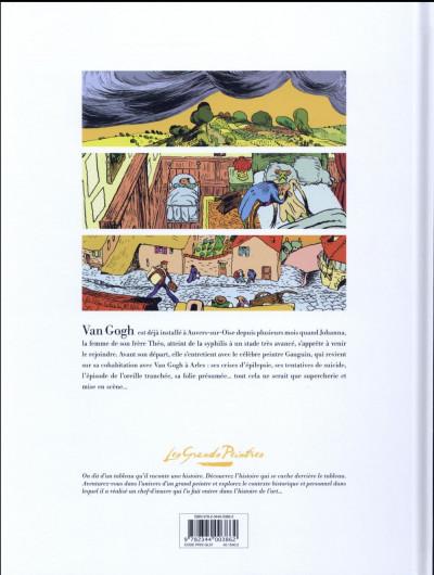 Dos Les grands peintres - Van Gogh