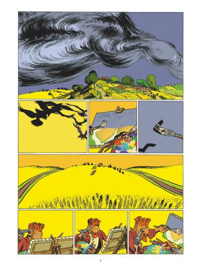 Page 1 Les grands peintres - Van Gogh