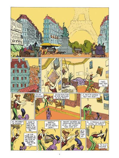 Page 2 Les grands peintres - Van Gogh