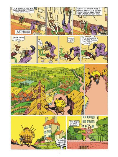 Page 3 Les grands peintres - Van Gogh