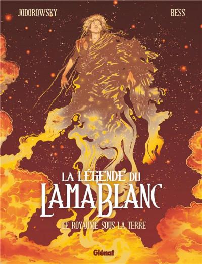 Couverture La légende du lama blanc tome 3