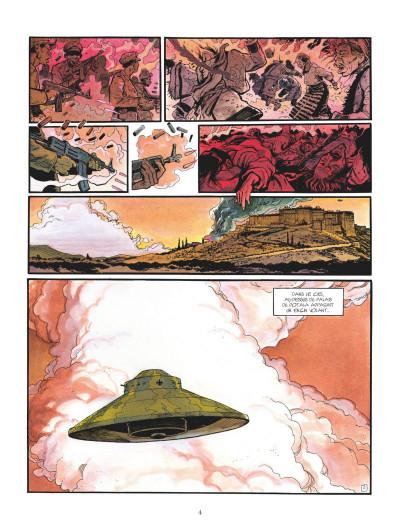 Page 2 La légende du lama blanc tome 3