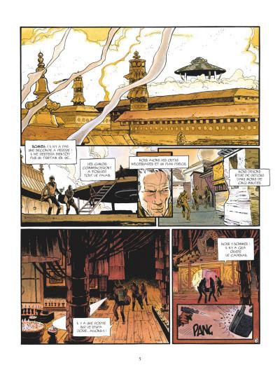 Page 3 La légende du lama blanc tome 3