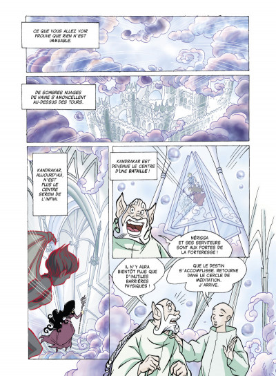 Page 1 Witch saison 2 tome 10