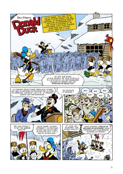 Page 1 la grande épopée de picsou tome 5 - le trésor de Crésus