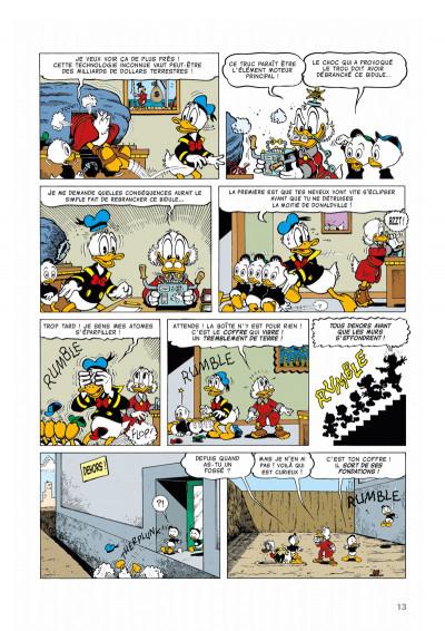 Page 3 La grande épopée de Picsou tome 6