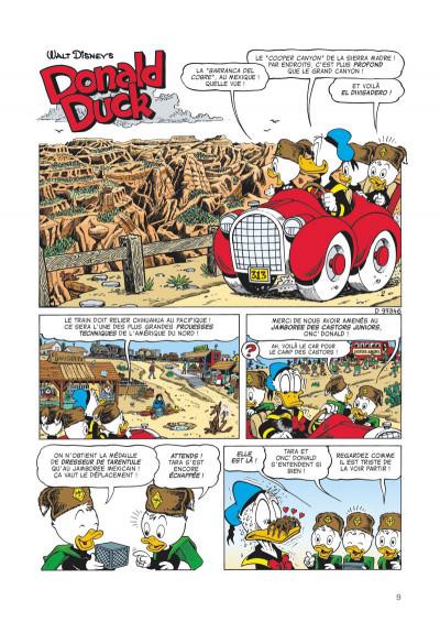 Page 1 La grande épopée de Picsou tome 7