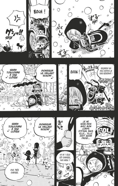 Page 1 One piece tome 72