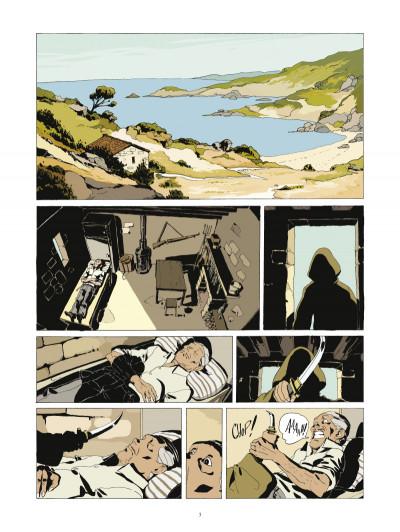 Page 1 l'or et le sang tome 3 - Les princes du Djebel (édition 2014)