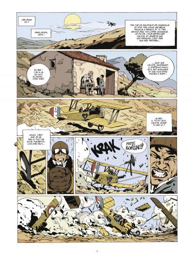 Page 1 l'or et le sang tome 4 - Khalil