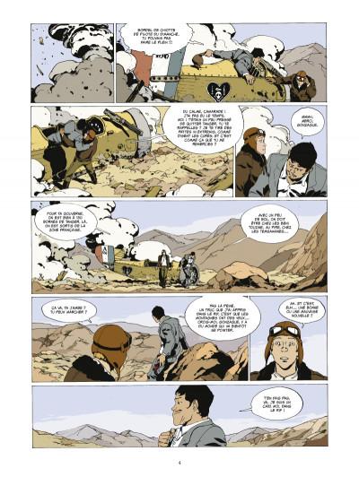 Page 2 l'or et le sang tome 4 - Khalil
