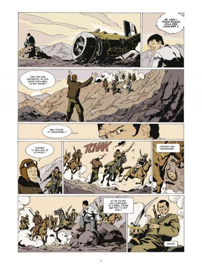 Page 3 l'or et le sang tome 4 - Khalil