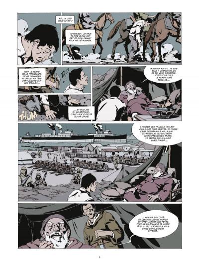 Page 4 l'or et le sang tome 4 - Khalil