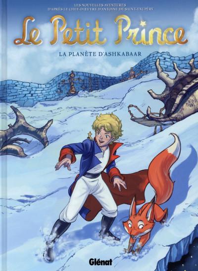image de le petit prince tome 22 - la planète d'Ashkabaar