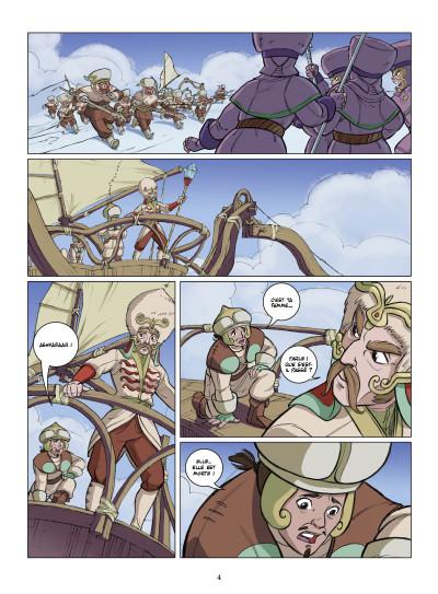 Page 2 le petit prince tome 22 - la planète d'Ashkabaar