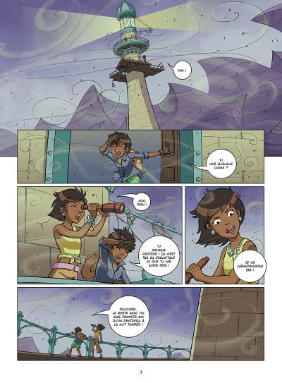 Page 1 Le Petit Prince tome 23