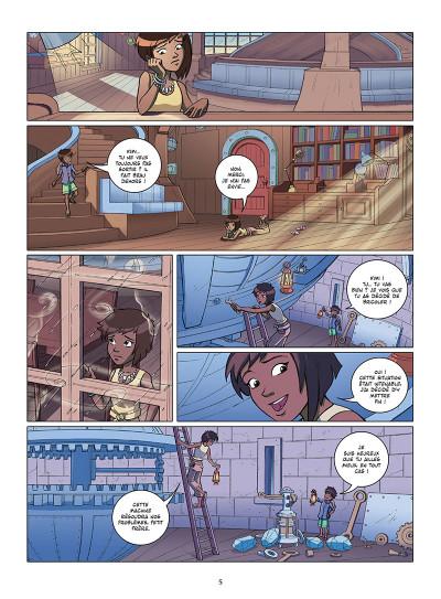 Page 3 Le Petit Prince tome 23