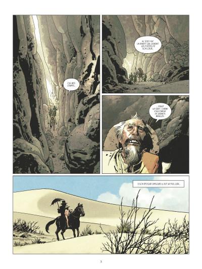 Page 1 Les fils d'el topo tome 1