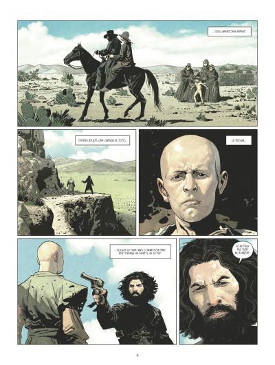 Page 2 Les fils d'el topo tome 1