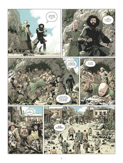 Page 3 Les fils d'el topo tome 1