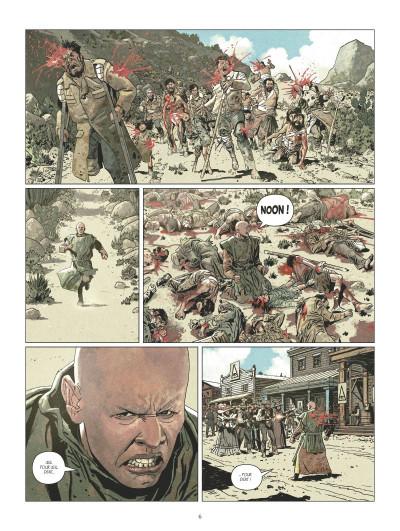 Page 4 Les fils d'el topo tome 1