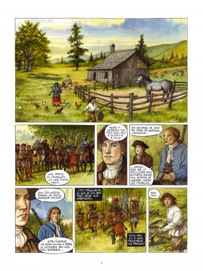 Page 1 Capitaine perdu tome 1