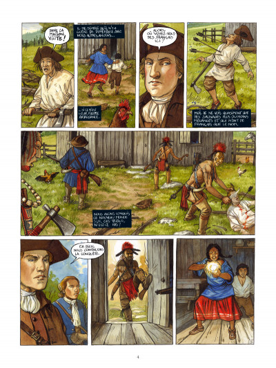 Page 2 Capitaine perdu tome 1