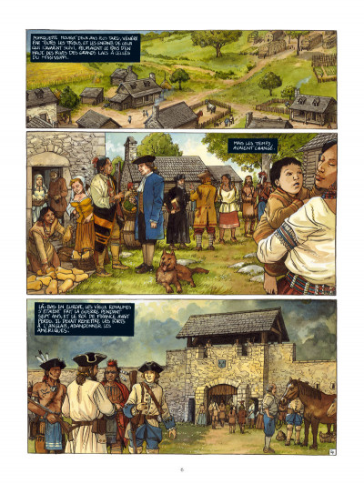 Page 4 Capitaine perdu tome 1