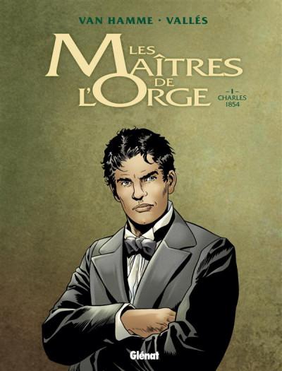 Couverture Les maîtres de l'orge tome 1 (édition 2014)