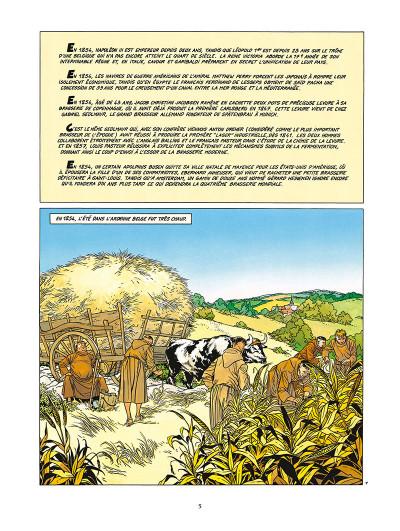 Page 1 Les maîtres de l'orge tome 1 (édition 2014)