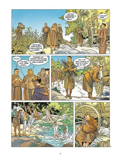 Page 2 Les maîtres de l'orge tome 1 (édition 2014)