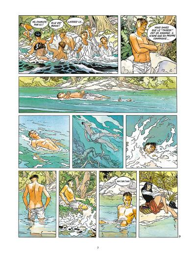 Page 3 Les maîtres de l'orge tome 1 (édition 2014)
