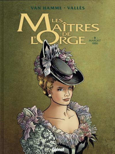 Couverture Les maîtres de l'orge tome 2 (édition 2014)